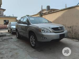Lexus RX 2009 350 AWD Silver | Cars for sale in Lagos State, Magodo