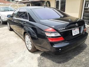 Mercedes-Benz S-Class 2006 Black   Cars for sale in Lagos State, Surulere
