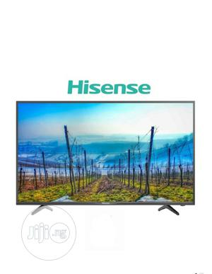 Hisense 43'' FULL HD LED TV With USB Video Free Wall Brack | TV & DVD Equipment for sale in Lagos State, Ojo