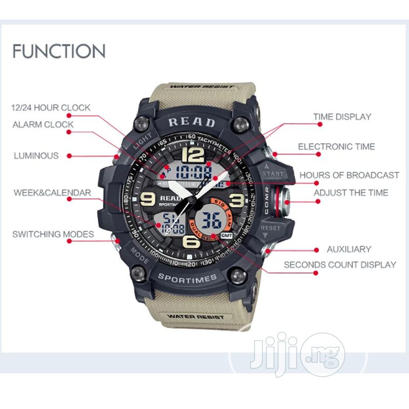 Army Watch   Watches for sale in Port-Harcourt, Rivers State, Nigeria