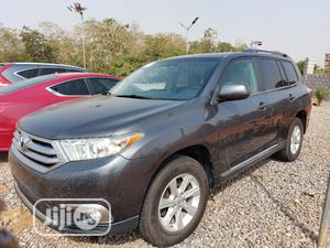 Toyota Highlander 2011 Gray | Cars for sale in Abuja (FCT) State, Apo District