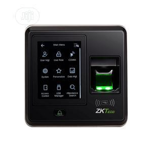 Zkteco SF300 Fingerprint Keypad Reader - Touch   Security & Surveillance for sale in Lagos State, Ikeja