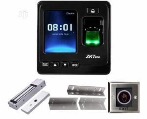 ZKTECO Biometric / Card Time Attendance Access Control Kit   Safetywear & Equipment for sale in Lagos State, Ikeja