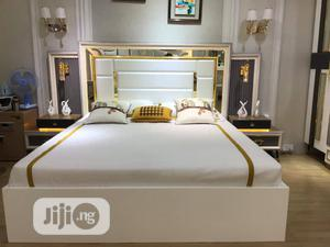 Quality Royal Bed With Drawers   Furniture for sale in Abuja (FCT) State, Wuse