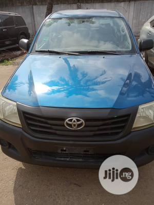 Toyota Hilux 2012 Blue | Cars for sale in Lagos State, Ikeja