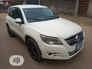 Volkswagen Tiguan 2010 SE White | Cars for sale in Akwa Ibom State, Uyo