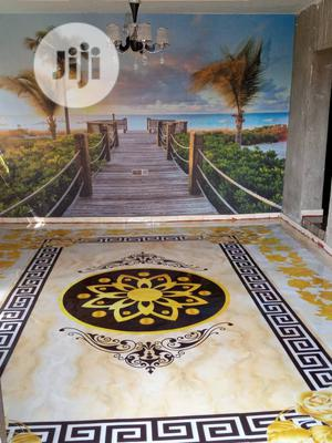 3D Epoxy Floor/Industrial Epoxy Floor | Building & Trades Services for sale in Ogun State, Abeokuta South