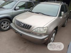 Lexus RX 2001 300 Gray | Cars for sale in Anambra State, Onitsha