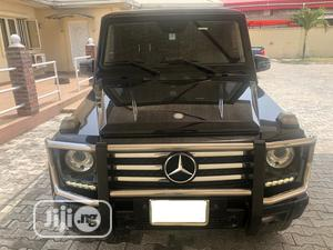 Mercedes-Benz G-Class 2013 Base G 550 AWD Black | Cars for sale in Lagos State, Victoria Island