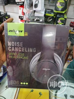 Zealot B36 Noise Cancelling Wireless Bluetooth Stereo | Headphones for sale in Lagos State, Ikeja