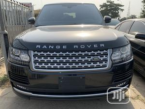 Land Rover Range Rover Vogue 2015 Black   Cars for sale in Lagos State, Amuwo-Odofin