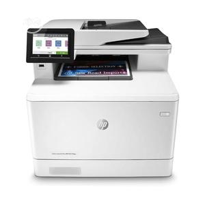 Hp 479FDN Laser Jet Printer   Printers & Scanners for sale in Lagos State, Ikeja