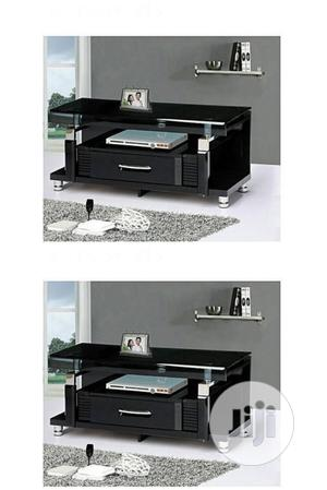 Modern TV Shelve Stand With Luxurious Drawers   Furniture for sale in Lagos State, Lagos Island (Eko)