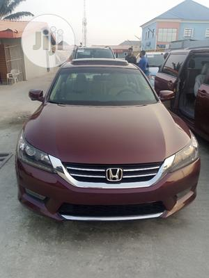 Honda Accord 2015 Red | Cars for sale in Lagos State, Lekki