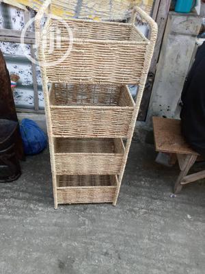 Multipurpose Basket Rack Craft | Arts & Crafts for sale in Lagos State, Ajah