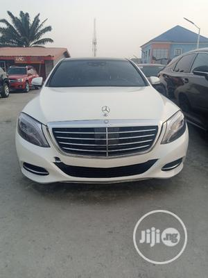 Mercedes-Benz S Class 2016 White   Cars for sale in Lagos State, Victoria Island