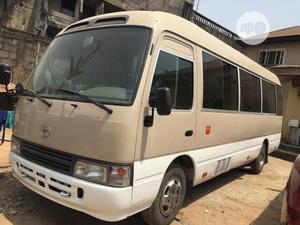 Coaster Bus Available | Buses & Microbuses for sale in Lagos State, Isolo