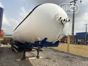 Gas Tank Trailer 28tons LPG Bridger | Heavy Equipment for sale in Lagos State, Amuwo-Odofin