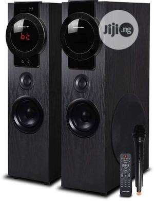 Homeflower Heavy Duty Sound Home Theater Hf-2201 06-09   Audio & Music Equipment for sale in Lagos State, Alimosho