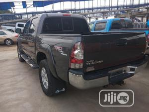 Toyota Tacoma 2012 Double Cab V6 Automatic Gray | Cars for sale in Lagos State, Ikeja