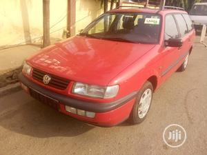 Volkswagen Passat 1996 Red   Cars for sale in Lagos State, Ikeja