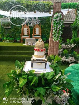 Traditional Wedding Cakes   Party, Catering & Event Services for sale in Imo State, Owerri