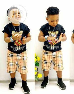 Burberry Track, Up Down Combo Set | Children's Clothing for sale in Lagos State, Lagos Island (Eko)