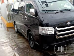 Toyota Hiace 2010 Black   Buses & Microbuses for sale in Lagos State, Amuwo-Odofin