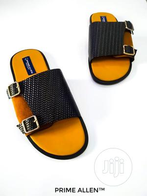 Two Piece Leather Pam | Shoes for sale in Osun State, Osogbo