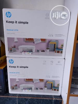 HP Deskjet 2710 AIO Wireless Printer | Printers & Scanners for sale in Lagos State, Ajah