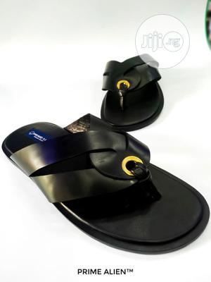 Black Thong Slippers | Shoes for sale in Osun State, Osogbo