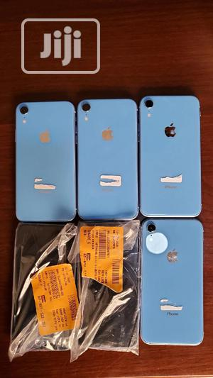 Apple iPhone XR 256 GB Blue | Mobile Phones for sale in Lagos State, Ikeja