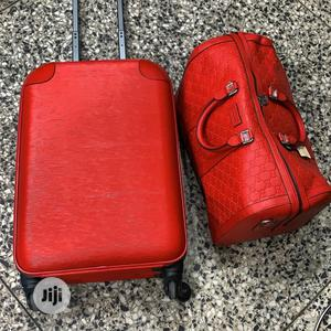 Original Gucci Luxury Box Luggage Traveling Bags Available | Bags for sale in Lagos State, Surulere