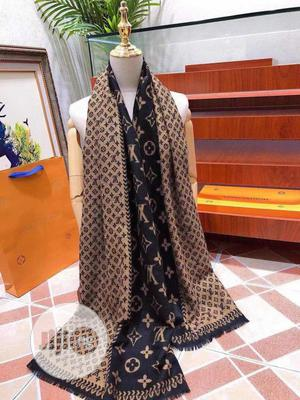 High Quality Louis Vuitton Scarfs for Ladies | Clothing Accessories for sale in Lagos State, Magodo