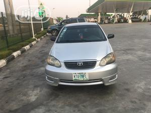 Toyota Corolla 2005 S Silver | Cars for sale in Lagos State, Gbagada