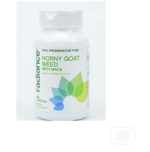 Radiance Horny Goat Weed With MACA Exotic Herbal Formula 60 | Vitamins & Supplements for sale in Lagos State, Amuwo-Odofin