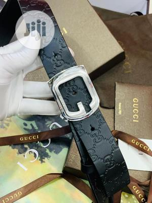 High Quality Gucci Leather Belts   Clothing Accessories for sale in Lagos State, Magodo