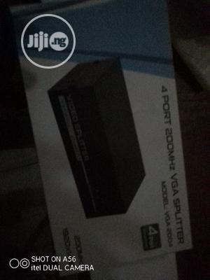 4 Port Vga Spliter | Computer Accessories  for sale in Lagos State, Ikeja