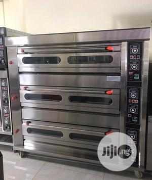 Commercial 9 Trays 3deck Economy Oven In Benin City   Industrial Ovens for sale in Edo State, Benin City