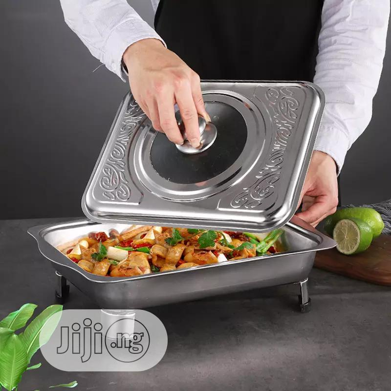 Portable Chaffing Dishes
