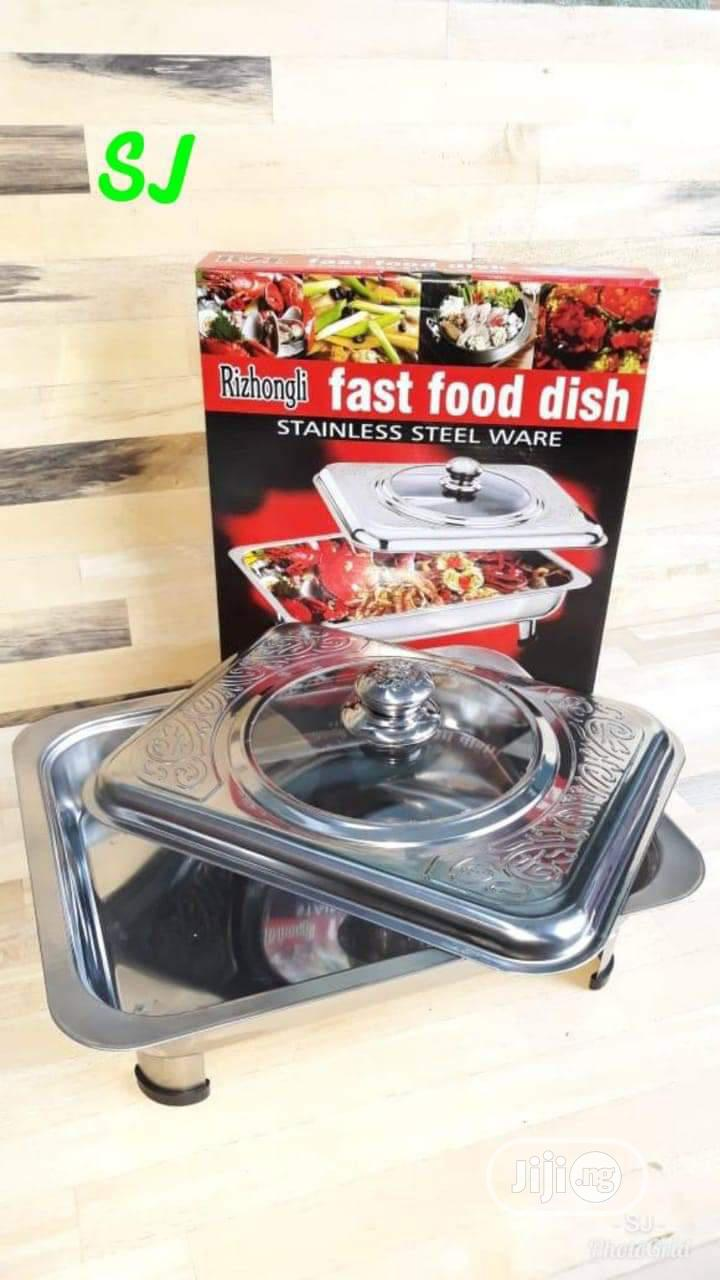 Portable Chaffing Dishes   Kitchen & Dining for sale in Dei-Dei, Abuja (FCT) State, Nigeria