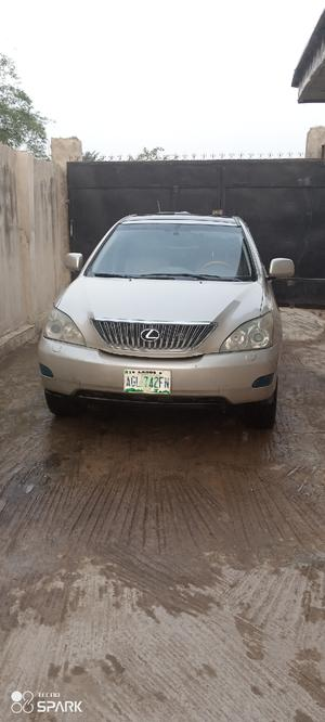 Lexus RX 2006 330 AWD Gold   Cars for sale in Ogun State, Odeda