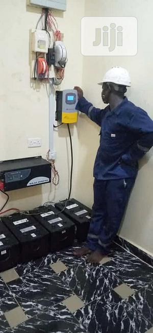 Inverter Solar Energy Power Installation From Benal Tech Inc | Building & Trades Services for sale in Delta State, Warri