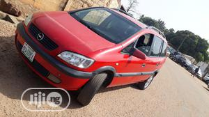 Opel Zafira 2002 Red | Cars for sale in Kaduna State, Kaduna / Kaduna State