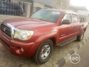 Toyota Tacoma 2008 Red | Cars for sale in Lagos State, Ikeja