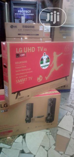 LG 65inches Led Smart TV | TV & DVD Equipment for sale in Lagos State, Ogudu