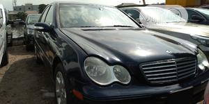 Mercedes-Benz C240 2005 Blue | Cars for sale in Lagos State, Amuwo-Odofin