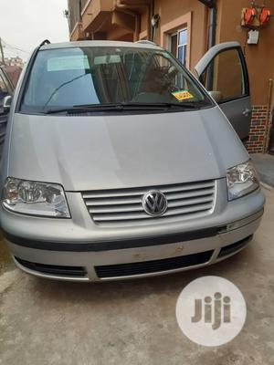 Volkswagen Sharan 2002 Automatic Gray   Cars for sale in Lagos State, Isolo