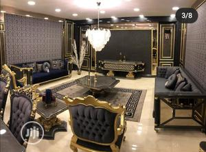 Roma Sofa Set With Tv Stand and Dining Set | Furniture for sale in Abuja (FCT) State, Wuse 2