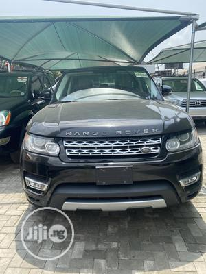 Land Rover Range Rover Sport 2014 HSE 4x4 (3.0L 6cyl 8A) Black | Cars for sale in Lagos State, Lekki